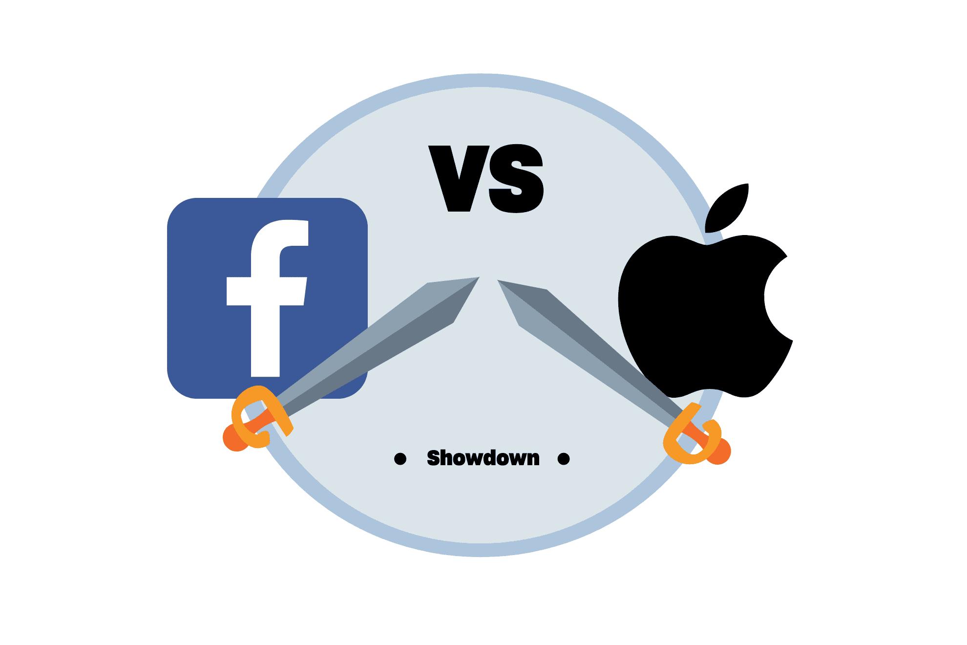 facebook ja apple vastakkainasettelu ios14 evästerajoituksista