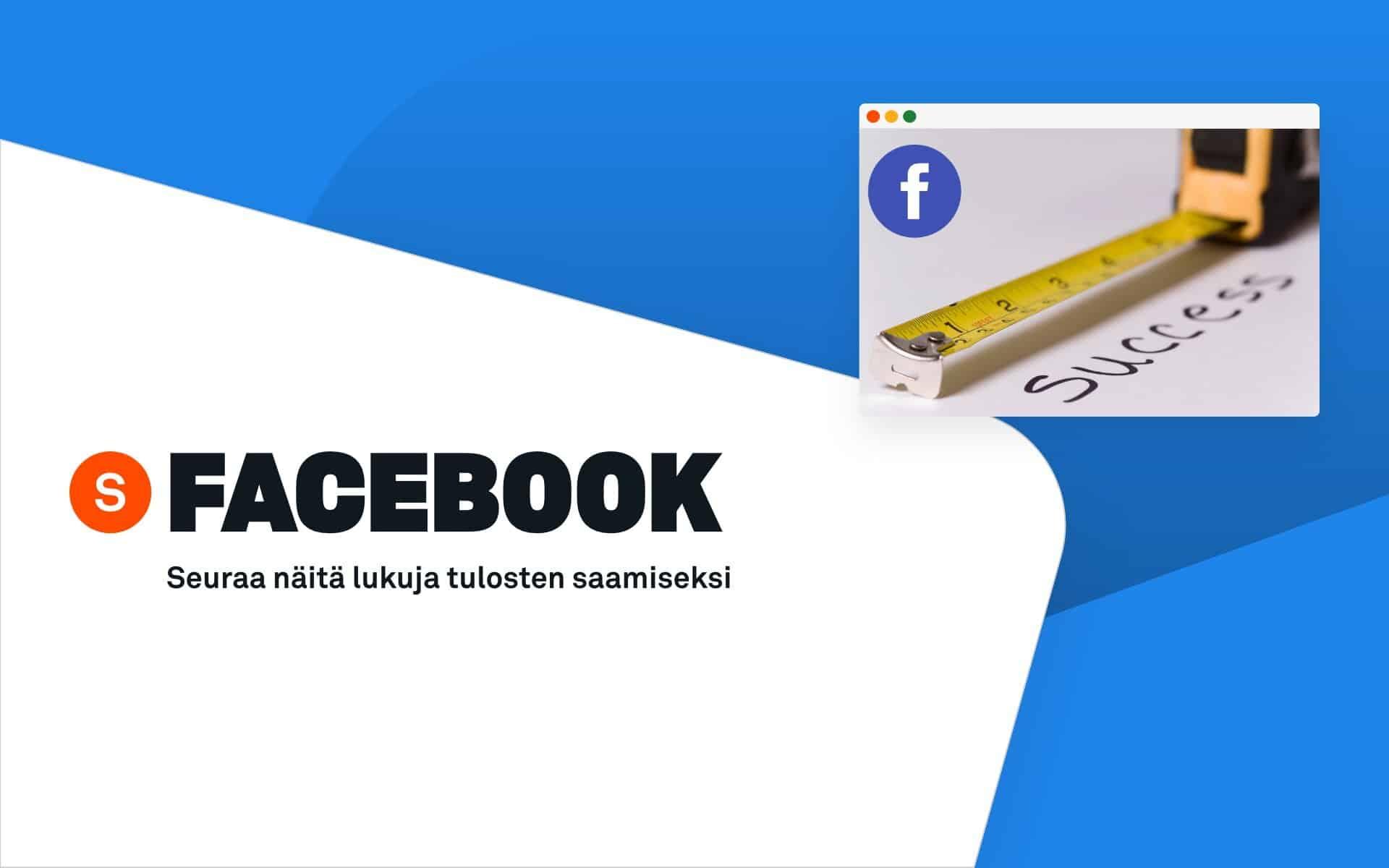 facebook-mainonnan mittaaminen