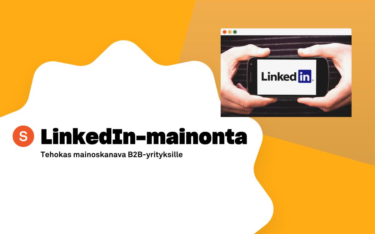 linkedin-mainonta