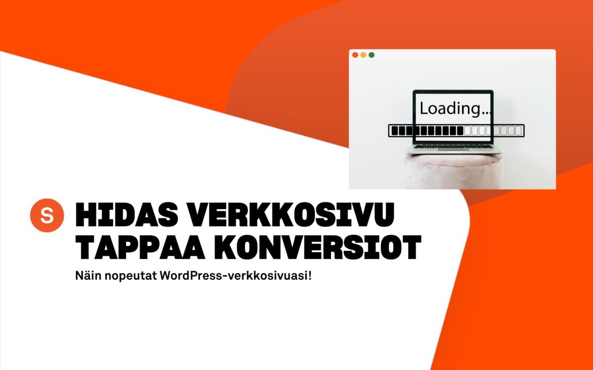 wordpress-verkkosivut