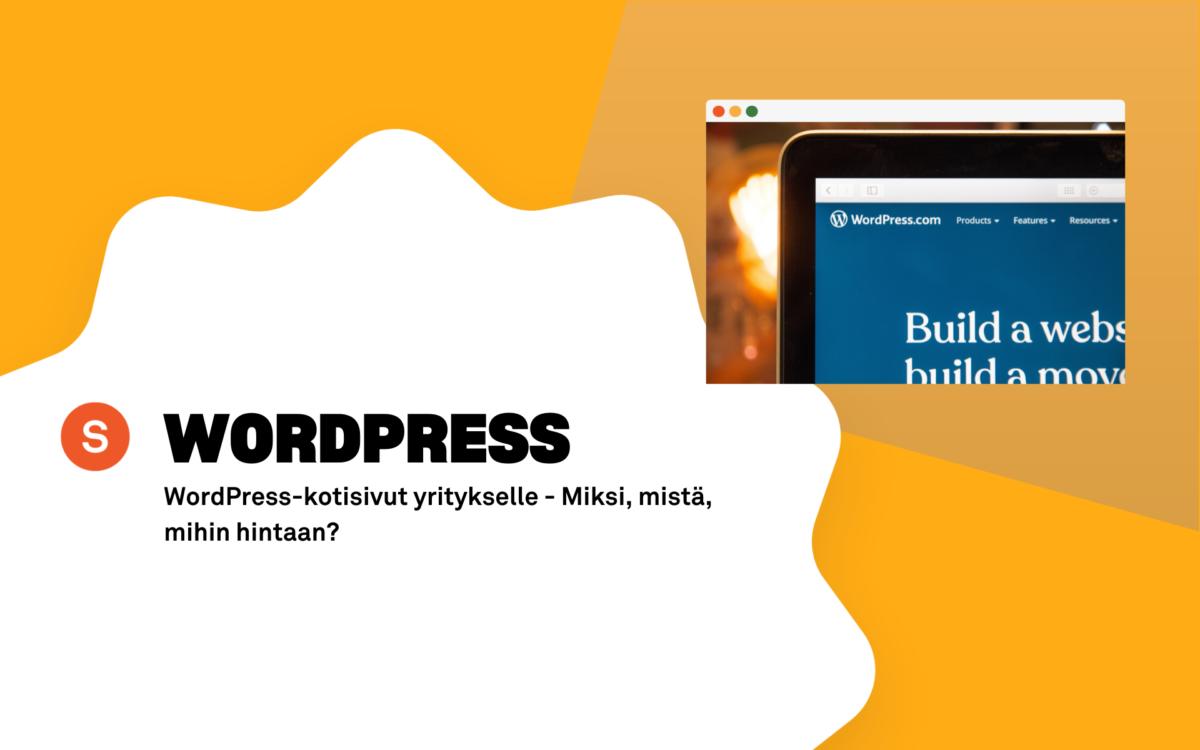 WordPress-nettisivut